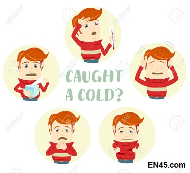تاثیر common cold بر بدن